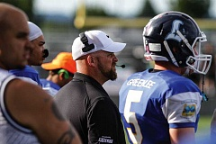 TRIBUNE FILE PHOTO - Adam Reese, head football and wrestling coach at Hillsboro High School, will no longer coach at the school following an incident during a football game in October, the district announced on Monday.