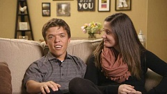 TLC - In a video posted to the TLC website last week, Zach and Tori Roloff announce that they are expecting their first child.