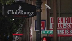 FBI - On Nov. 16, the Portland FBI Child Exploitation Task Force executed a state search warrant at Club Rouge in Portland for an investigation alleging minor sex-trafficking following a discovery made by Beaverton Police.