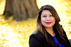 COURTESY PHOTO - Democrat Teresa Alonso Leon of Woodburn is the first Latina immigrant elected to the Oregon House of Representatives. She will represent House District 22 in 2017.