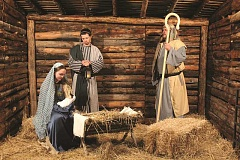 FILE PHOTO - Hoodview Church of God is hosting the fourth annual Living Christmas Story next week.
