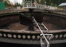 FILE PHOTO - Wilsonville Water Treatment Plant.