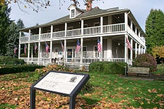 SUBMITTED PHOTO  - The 50+ program offered through the Lake Oswego Adult Community Center will dine at The Grant House, located at Fort Vancouver National Historical Site. Join the fun and sign up for the tour today.