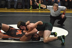 ESTACADA NEWS: HEATHER TREANOR - Estacada had two wrestlers, Draco Yandell and Justin Drury, win placing matches at Saturdays Rangers Classic.