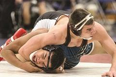 HILLSBORO TRIBUNE STOCK PHOTO: AMANDA MILES - Glencoe wrestling