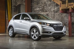 AMERICAN HONDA MOTOR COMPANY - The 2017 Honda HR-V is a stylish and practical entry in the growing subcompact crossover SUV market.
