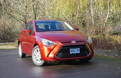PORTLAND TRIBUNE: JEFF ZURSCHMEIDE - The 2017 Yaris iA is carried over from Toyota's discontinued Scion brand and one of the best inexpensive subcompact sedans on the market.
