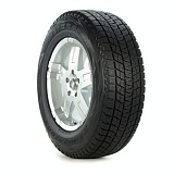 CONTRIBUTED PHOTO - A good set of genuine winter tires, like this studless Bridgestone, will make a huge difference when driving on snow.