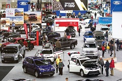 PORTLAND TRIBUNE FILE PHOTO - Advance and discount tickets are on sale now for the 2017 Portland International Auto Show.