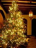 SUBMITTED PHOTO  - The glow of a Christmas tree fills a home with warmth.