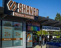 TRIBUNE FILE PHOTO - When Shango Premium Cannabis opened its doors to recreational customers in 2015, more than 90 percent of their business went to recreational sales. Starting Jan. 1, it'll be the only marijuana shop in Hillsboro allowed to sell to recreational users.