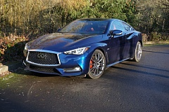 PORTLAND TRIBUNE: JEFF ZURSCHMEIDE - The bottom line on the 2017 Infiniti Q60 is that this is a worthy competitor to established heavyweights like the Lexus RC, BMW 4-Series, and the Cadillac ATS.