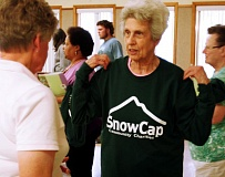 FILE PHOTO - SnowCap was expected to receive almost $5,000 from the canceled event.