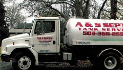 A & S SEPTIC PHOTO - A recent DEQ decision revoked the license of A & S septic, after the agency alleged the company performed work without proper permits, never paid fines and illegally disposed of sewage waste.