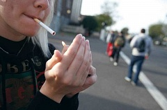 FILE PHOTO - Should smoking be banned in Gresham parks?