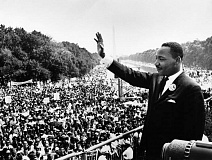 FILE PHOTO - It is important for us to pause and remember the legacy of the Rev. Dr. Martin Luther King, Jr.