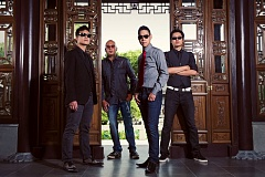 COURTESY PHOTO: THE SLANTS - Portland's Asian-American dance band The Slants hope the U.S. Supreme Court allows it to trademark its name, something that has been blocked because federal trademark officials said the name was offensive.