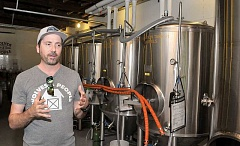 GARY ALLEN - An industry publication recently found that Christian DeBenedetti's new brewery, Wolves & People Farmhouse Brewery, is one of the top 34 to open in 2016 in the nation.