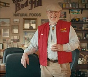 SUBMITTED PHOTO  - Meet Bob Moore, founder of Bobs Red Mill, during the tour of the mill and store Wednesday, Jan. 25. The group will also eat lunch at the on-site restaurant. Cost is $10 per person.