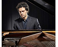 PHOTO COURTESY OF GFU - Pianist Soheil Nasseri will perform works from Schubert, Schumann, Bethoven and Gershwin Feb. 16 at Bauman Auditorium.