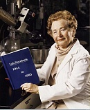 SUBMITTED PHOTO  - Nobel Prize winner Gertrude Bell Elion is one of the women scientists who wil be portrayed in Breaking the Sound Barrier: Celebrating Unsung Heroes in Science Feb. 11. The program is presented by AAUW as part of the Lake Oswego Reads program.