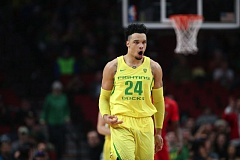TRIBUNE FILE PHOTO: RANDY L. RASMUSSEN - When Dillon Brooks and the Oregon Ducks look good, they look really good. But they still have a lot of work to do to claim another Pac-12 title.