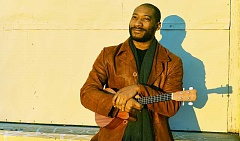 SUBMITTED - Singer-songwriter Toney Rocks will perform his unique blend of folk, rock and blues Thursday at the Chehalem Cultural Center.