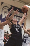 SUBMITTED PHOTO: CHASE ALLGOOD - Photo of Wilsonville senior forward Sophia Bynum during the Wildcats' loss to Hillsboro Friday, Feb. 3.