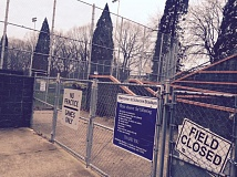 PAMPLIN MEDIA GROUP: STEVE BRANDON - City officials say they hope to reopen Sckavone Stadium for baseball by mid-May, after what will have been more than a year of repairs.