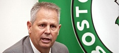 COURTESY: NBA.COM - Oregon native Danny Ainge has assembled another good Boston Celtics team in his 14th year as the NBA clubs president of basketball operations.