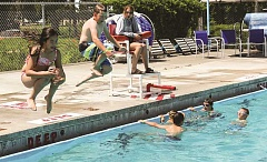CENTRAL OREGONIAN FILE PHOTO - CCPRD hopes to keep existing pool open during work toward a replacement facility.