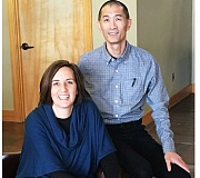 SUBMITTED - Pediatricians Dr. Kari Smart and Dr. Cameron Luck will take over a new satellite of The Children's Clinic, a century-old Portland-based pediatric practice, planned to open March 6 at 700 Deborah Road in Newberg.