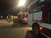 COURTESY OF TUALATIN VALLEY FIRE & RESCUE - Tualatin Valley Fire & Rescue's hazardous materials team responded to reports of a possible toxic exposure at Lam Research in Tualatin early Tuesday morning. Investigators quickly determined there had been no exposure, the agency said.