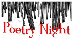 SUBMITTED PHOTO - Free Poetry Night at the library.