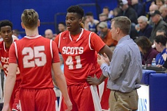 OUTLOOK PHOTO: DAVID BALL - David Douglas (14-7) sits at No. 14 in the OSAA rankings, looking to stay among the top 16 and earn a home game to open the 6A boys playoffs.