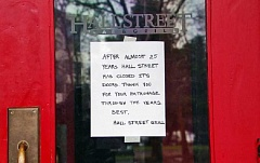 KOIN - Hall Street Grill in Beaverton closed suddenly over the weekend.