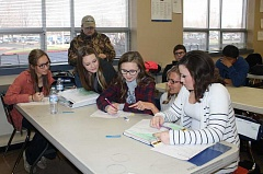 CENTRAL OREGONIAN FILE PHOTO - The Advanced Via Individual Determination program (AVID) is designed to give students extra support to prepare for college.