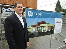 FILE PHOTO - MBank CEO and President Jef Baker.