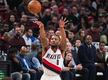 Damian Lillard's big second half Thursday keyed Trail Blazers