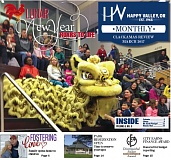 Happy Valley Monthly - March 2017
