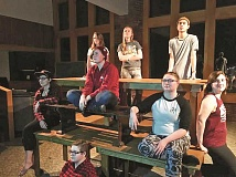 COURTESY PHOTO - Twelve Pacific students will play dozens of characters in 'The Laramie Project.'