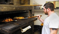 SETH GORDON - After closing for several weeks for renovations, longtime Ye Olde Pizza Shoppe, 2515 Portland Road, reopened under new owners and a new name, Ye Olde Pizza & Pub, offering a host new amenities and menu items.