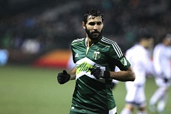 TRIBUNE PHOTO: JAIME VALDEZ - Experienced Diego Valeri returns to help give the Portland Timbers perhaps the best attacking midfield in MLS.