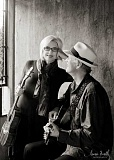 SUBMITTED PHOTO - West Linn musicians and husband-and-wife duo Mark Hanson and Greta Pedersen will play a CD release concert Saturday in celebration of Then & Now.