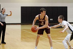 NEWS-TIMES PHOTO: WADE EVANSON - Forest Grove's Bailey Evers was selected to the GVC All-League First Team.