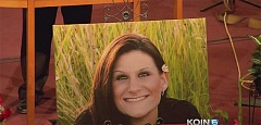 KOIN 6 - Nicole Laube, a Forest Grove mother, was working at a Cedar Hills apartment complex when she was murdered in 2014.