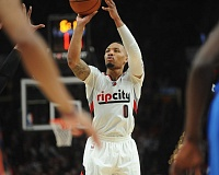 TRIBUNE PHOTO: JOSH KULLA - DAMIAN LILLARD