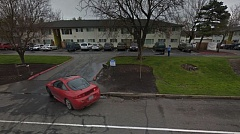 PHOTO COURTESY GOOGLE STREET VIEWS - The Groves apartment complex is located at 3500 N.E. 17th Street.