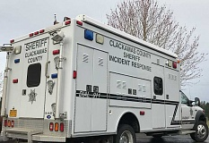 CCSO - Incident response van