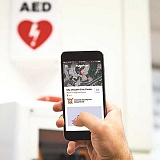 FILE PHOTO - PulsePoint is available to download on any cell phone and not only follows fire department calls it also lets users know where the closest AED is located.